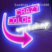 Crazy Color Workshop